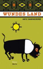 orig. german cover: Wounded Land